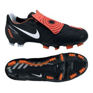 Nike Toatal 90 Laser II black/orange blaze