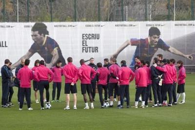 Fc Barcelona Soccer Camp Barcelona