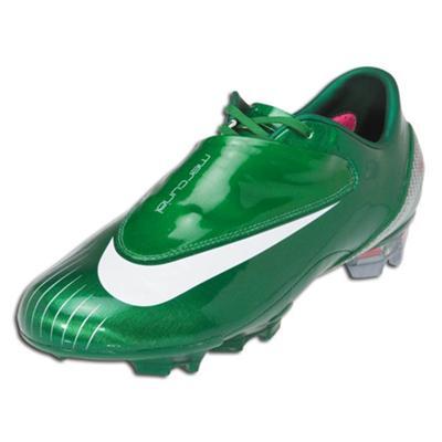 Green metallic Vapors