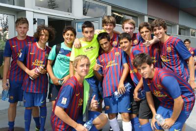 FCBarcelona Camps